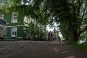 У дома-музея Достоевского