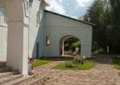 В Спасо-Преображенском монастыре