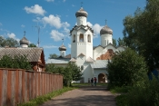 Спасо-Преображенский Старорусский монастырь (ныне - музей)
