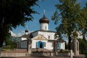 Приходский храм семьи Достоевских -- церковь св. Георгия