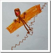 """""""Папа носит паркет по лестнице на пятый этаж"""""""